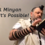 Virtual Minyan? Yes!